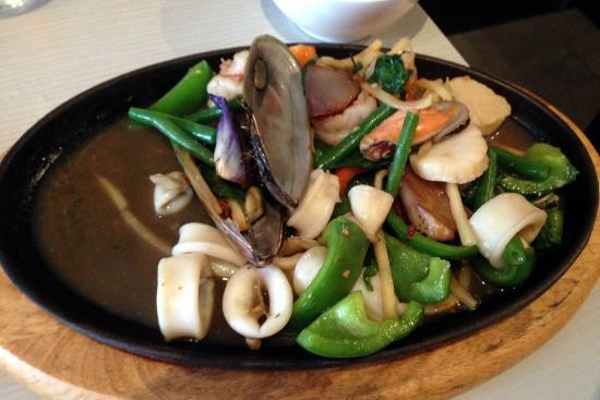 Bangkok Spoon Deluxe: Volcano Seafood