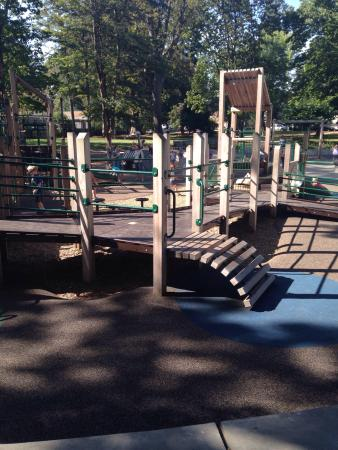 Wright Park: Good playground for kids