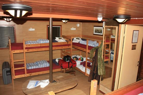 The Red Boat Hotel & Hostel: Номер