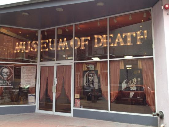 Photo of Museum Museum Of Death at 227 Dauphine St, New Orleans, LA 70112, United States