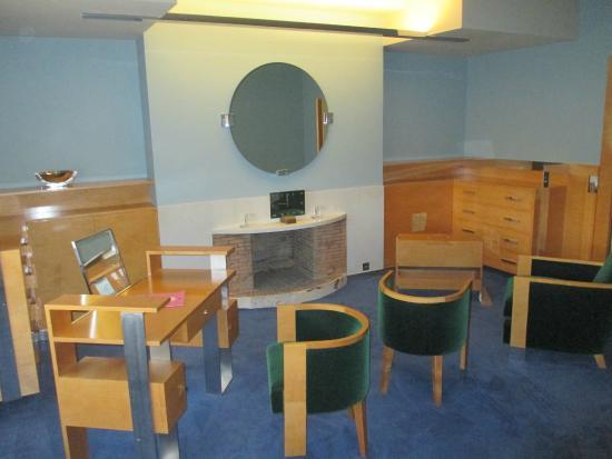 interieur chambre enfant photo de villa cavrois croix tripadvisor. Black Bedroom Furniture Sets. Home Design Ideas