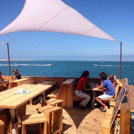Le blockhaus arcachon restaurant avis num ro de t l phone photos - Restaurant la corniche arcachon ...