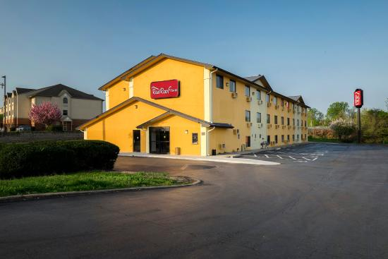 Red Roof Inn Culpeper: Exterior