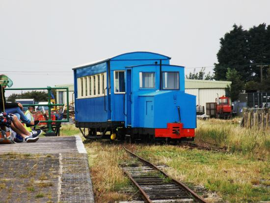 ‪Lincolnshire Coast Light Railway‬