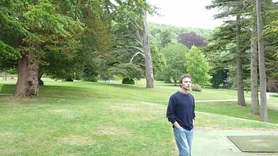 Milton Abbas, UK: красивые окрестности