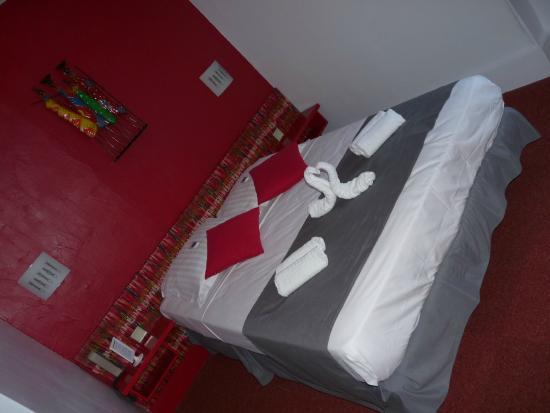 Hotel De Biarritz : Chambre 10