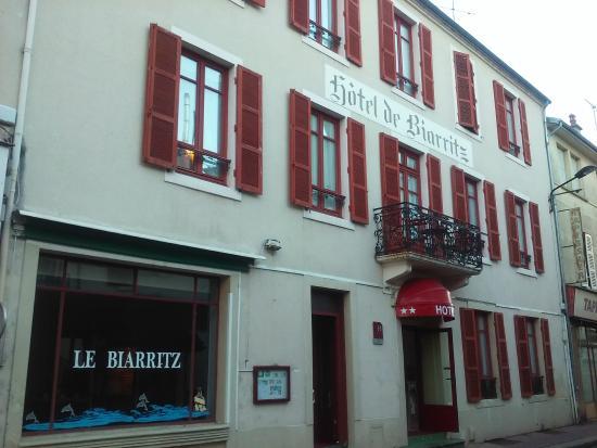 Hotel De Biarritz: Hôtel de Biarritz, Vichy