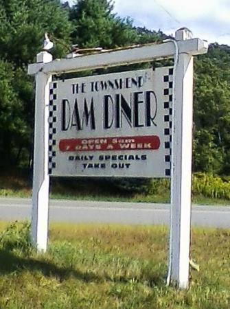 Townshend, VT: Townsend VT Dam Diner