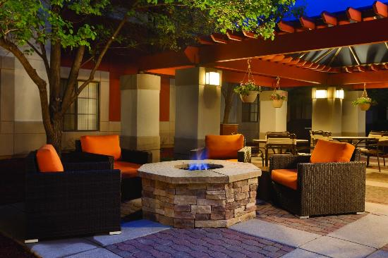 Englewood, CO: Fire Pit and Outdoor Pavilion