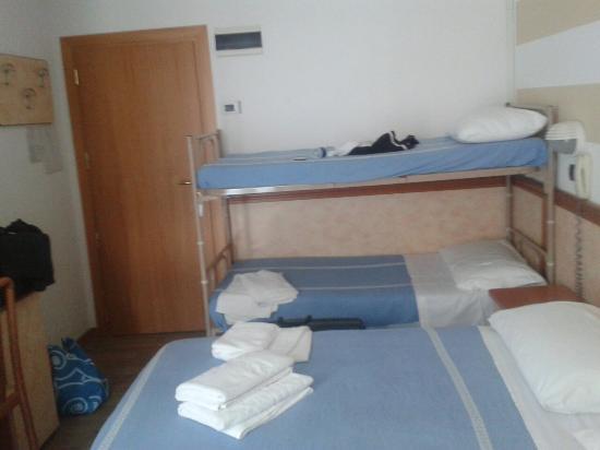 """Hotel Colibri: Camera n.580 retro dell""""hotel"""