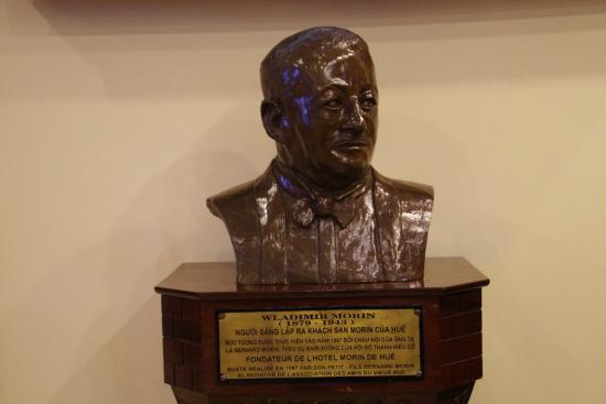Hotel Saigon Morin: Wladimir MORIN - Le Fondateur