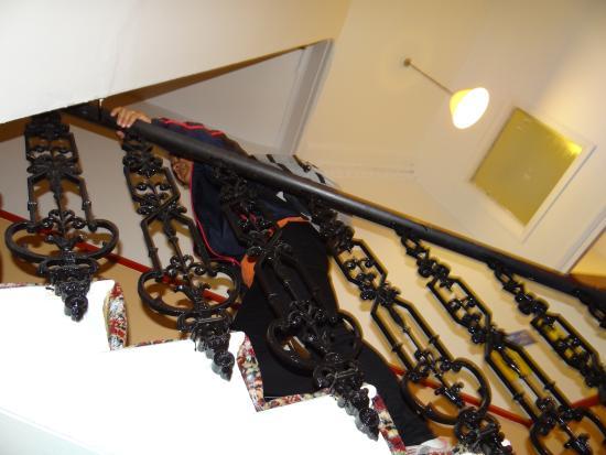Stanley House: sin ascensor