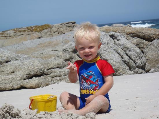 De Noordhoek Hotel: Beach Fun