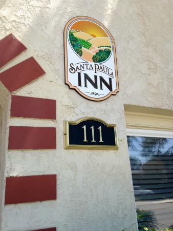 Σάντα Πόλα, Καλιφόρνια: The Santa Paula Inn B&B
