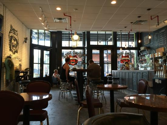 Home Away From Home: Coffee Shops