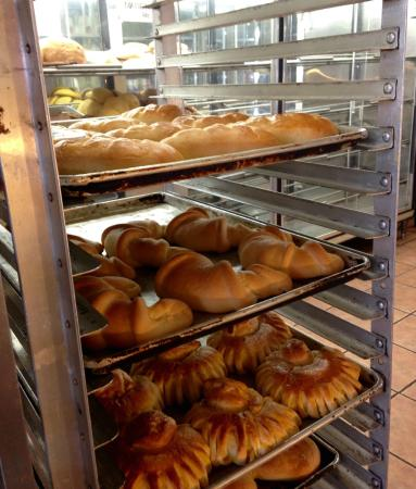 ซานตาพอลลา, แคลิฟอร์เนีย: Panaderia La Michoacana, Santa Paula, CA