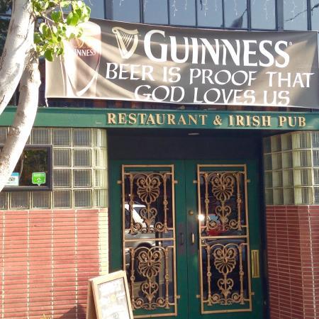 Garman's Irish Pub, Santa Paula, CA
