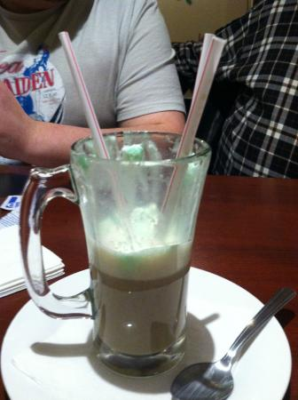 Richmond, IL: Delicious Irish Coffee