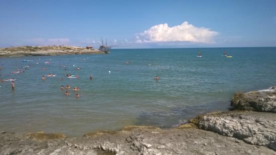 Villaggio Camping Punta Lunga: la baia