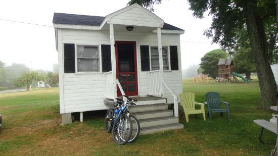 Llangolan Inn & Cottages: Cute cozy cottage
