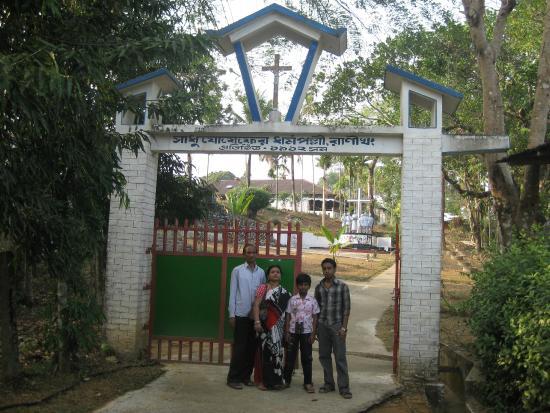 Mymensing, Bangladesch: Ranikhong