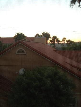 Residence Inn Anaheim Hills Yorba Linda: View from third floor