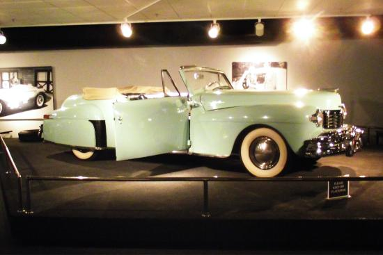 Moas Museum Of Arts And Sciences A 50 S Car