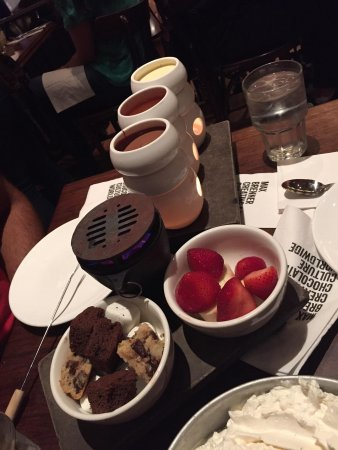 Chocolate by the Bald Man, Max Brenner: photo1.jpg