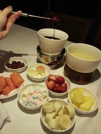 La Bonne Fondue: sobremesa2