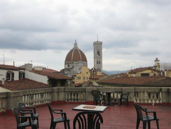 Terraza de Soggiorno La Cupola