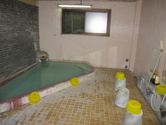 Minoriso: 5階中浴場
