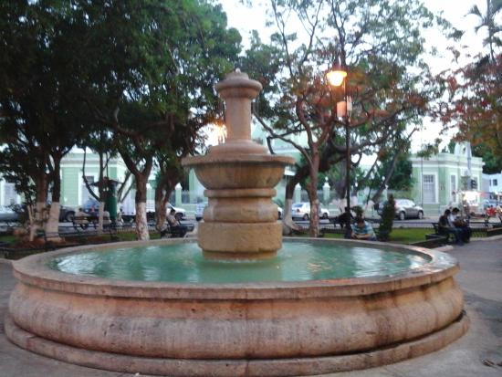 Parque de Santiago