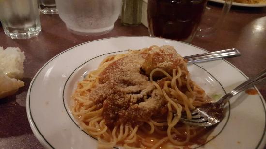 The Colander Restaurant: Colander Special