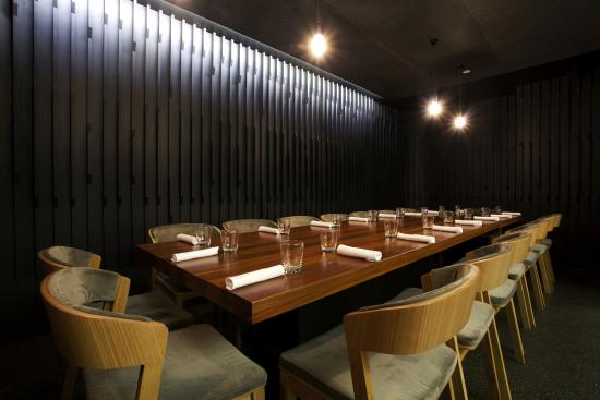 Our Private Dining Room Seats Up To 20 People Picture Of Maha