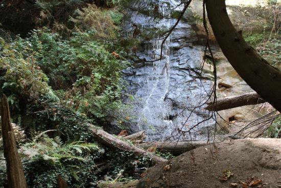 Nanaimo, Canadá: Another shot of the waterfall