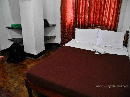 Benguet Pine Tourist Inn: Our Room