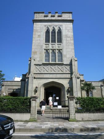 The Anglican-Episcopal Church of Japan: 正面