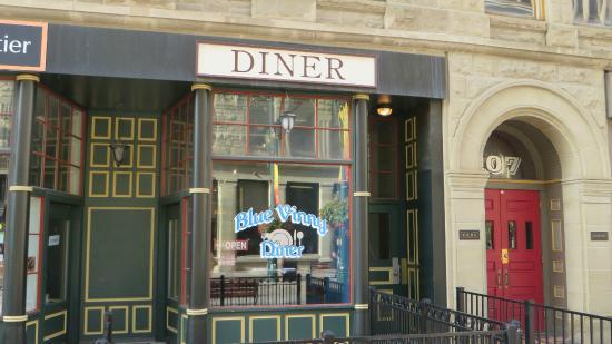 Blue Vinny Diner