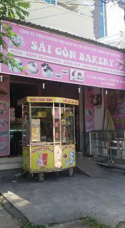 Sai Gon Bakery