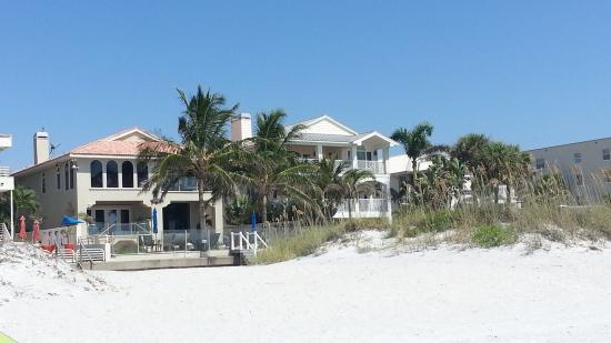 Indian Rocks Beach Nature Preserve Casas Cerca A La Playa