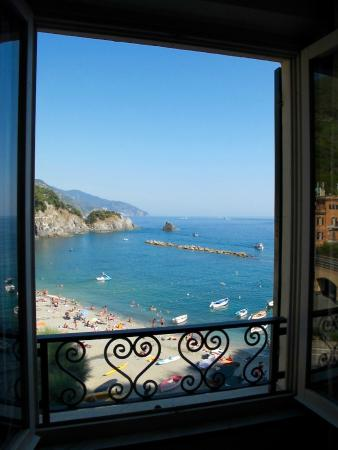 Hotel Pasquale: View from room