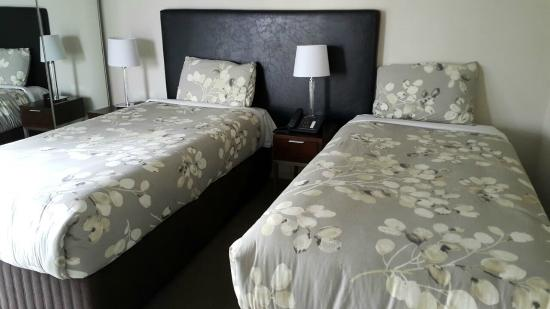 Baileys Serviced Apartments: 2nd Bedroom