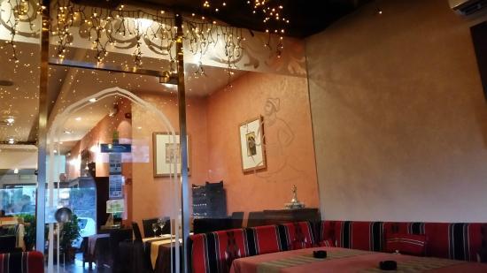 Nargile Lounge : amazing lights