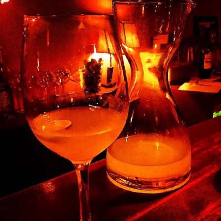 Cork Wine Room Boracay: Итальянское винцо)