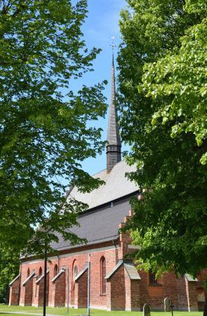 Söderköping, Sverige: S:t Laurentil Kyrka