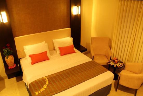 Graha Ayu Hotel: Superior Room double