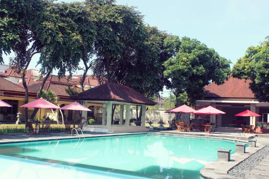 Graha Ayu Hotel: Pol View