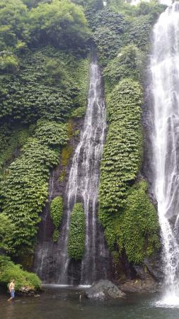 Great banyumala waterfalls