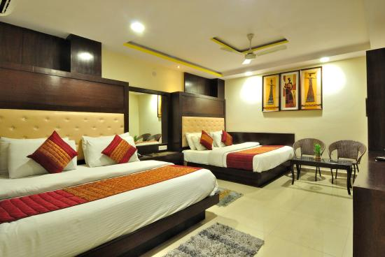 Hotel Shelton: Family Room