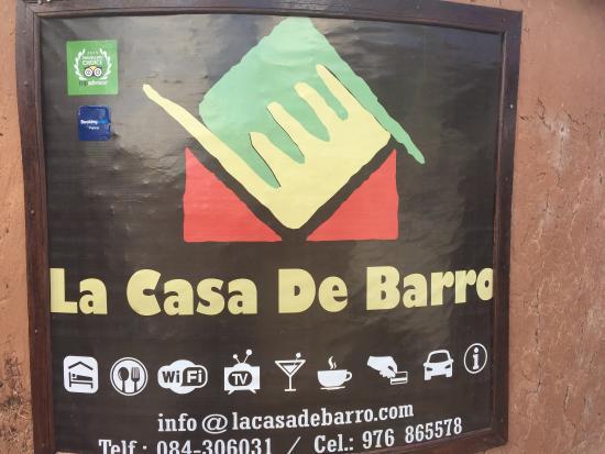 La Casa de Barro Lodge & Restaurant: photo0.jpg